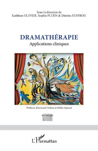 Couverture Dramathérapie