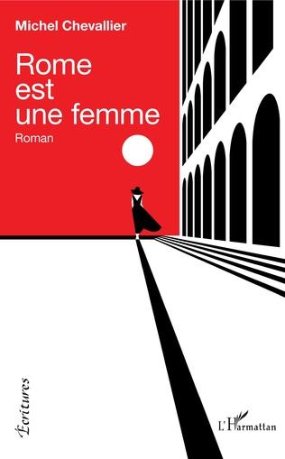 Couverture Rome est une femme