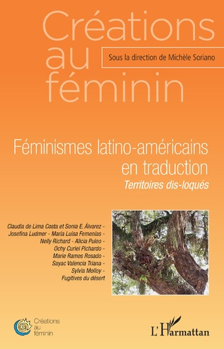 Couverture Féminismes latino-américains en traduction