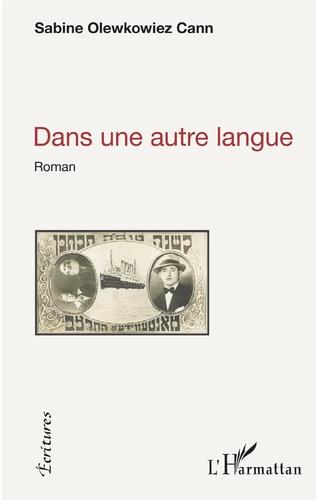 Couverture Dans une autre langue