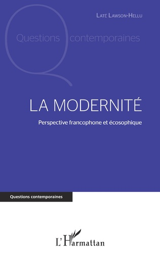 Couverture La modernité