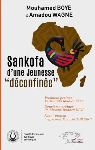 Couverture Sankofa d'une jeunesse