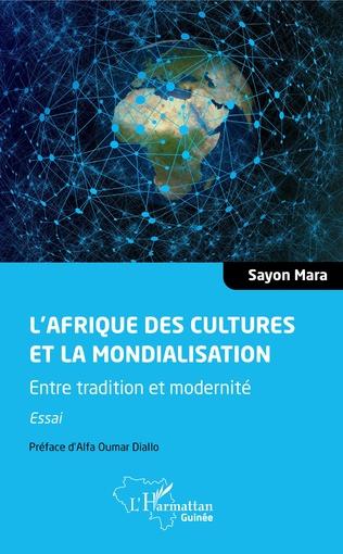 Couverture L'Afrique des cultures et la mondialisation