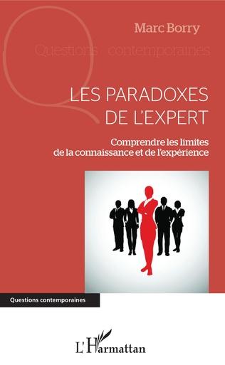 Couverture Les paradoxes de l'expert
