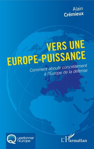 Couverture Vers une Europe-puissance
