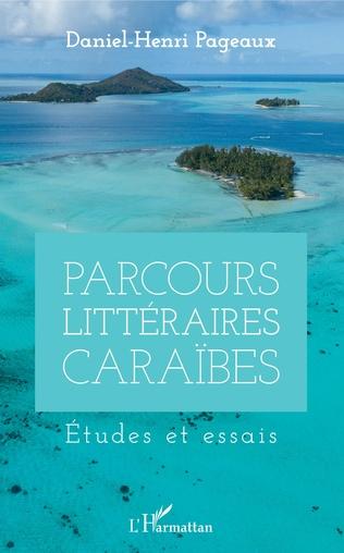 Couverture Parcours littéraires Caraïbes