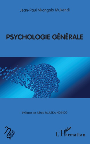 Couverture Psychologie générale