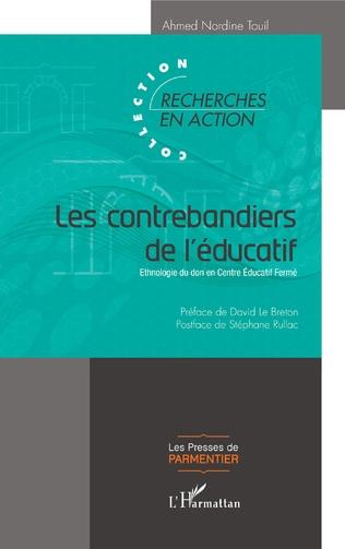 Couverture Les contrebandiers de l'éducatif