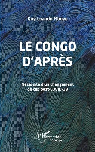 Couverture Le Congo d'après