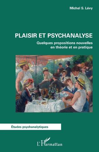 Couverture Plaisir et psychanalyse