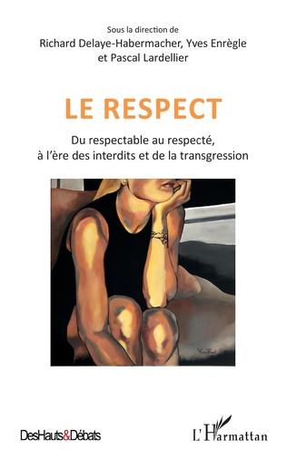 Couverture Le respect