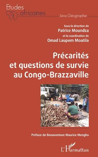 Couverture Précarités et questions de survie au Congo-Brazzaville