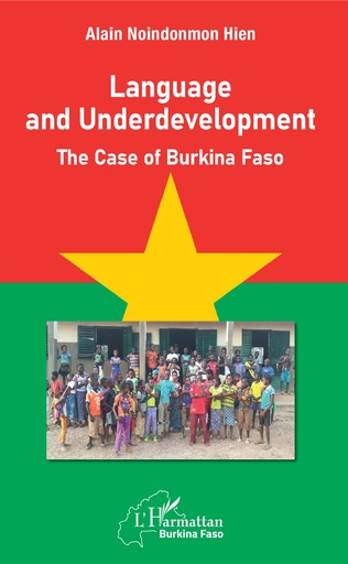Couverture Language and Underdevelopment