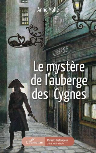 Couverture Le mystère de l'auberge des Cygnes