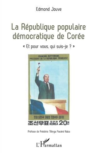 Couverture La République populaire démocratique de Corée
