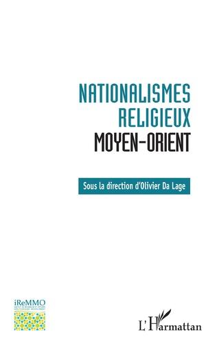 Couverture Nationalismes religieux