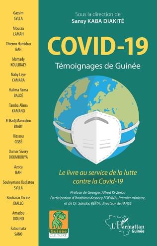 Couverture Covid-19. Témoignages de Guinée