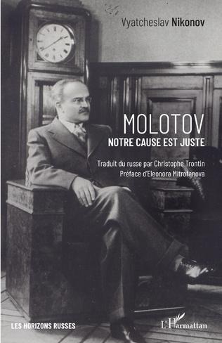 Couverture Molotov