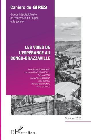 Couverture Les voies de l'espérance au Congo-Brazzaville