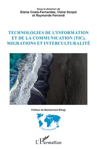 Couverture Technologies de l'information et de la communication (TIC), migrations et interculturalité