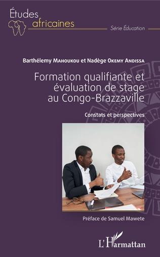 Couverture Formation qualifiante et évaluation de stage au Congo-Brazzaville