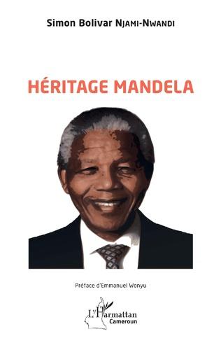 Couverture Héritage Mandela