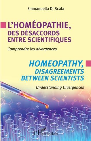 Couverture L'homéopathie, des désaccords entre scientifiques