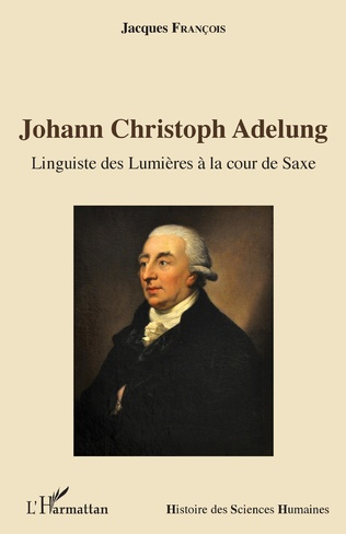 Couverture Johann Christoph Adelung