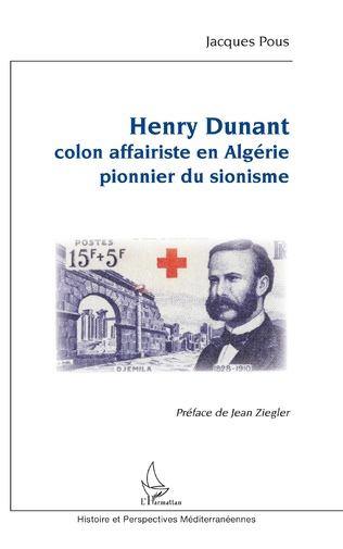 Couverture Henry Dunant