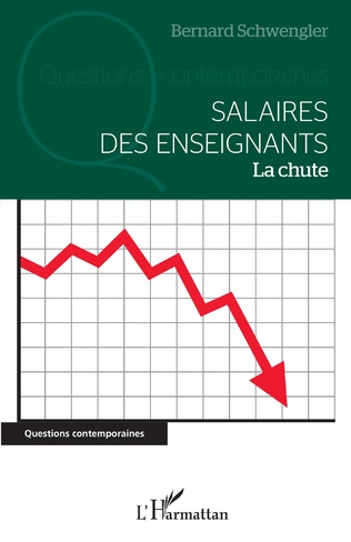 Couverture Salaires des enseignants