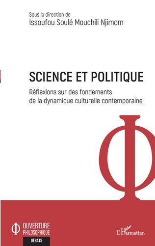 Couverture Science et politique