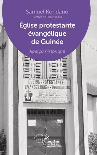 Couverture Eglise protestante évangélique de Guinée