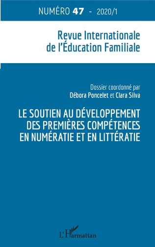 Couverture Le soutien au développement des premières compétences en numératie et en littératie