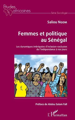 Couverture Femmes et politique au Sénégal