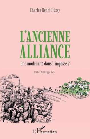 Couverture L'ancienne alliance