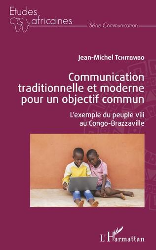 Couverture Communication traditionnelle et moderne pour un objectif commun
