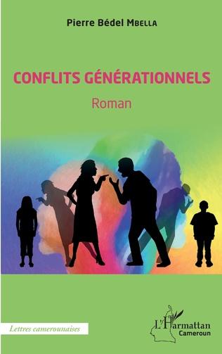 Couverture Conflits générationnels. Roman