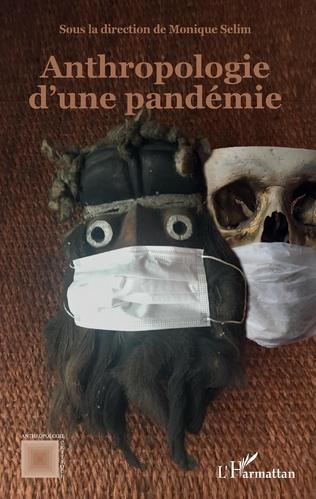 Couverture Anthropologie d'une pandémie