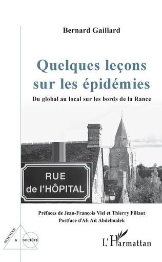 Couverture Quelques leçons sur les épidémies