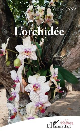 Couverture L'orchidée