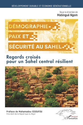 Couverture Démographie, paix et sécurité au Sahel