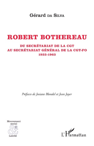 Couverture Robert Bothereau