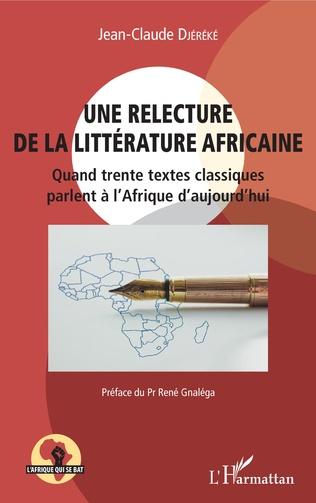 Couverture Une relecture de la littérature africaine