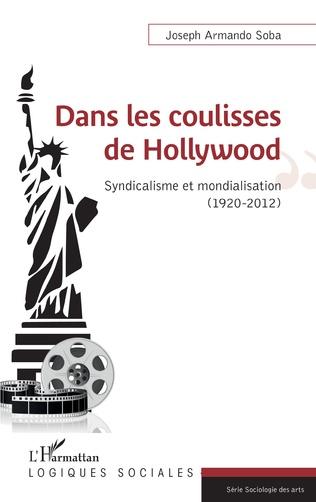 Couverture Dans les coulisses de Hollywood