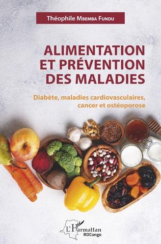 Couverture Alimentation et prévention des maladies