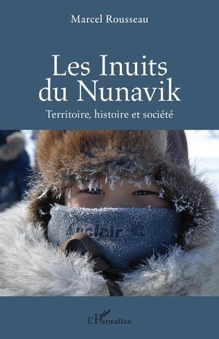 Couverture Les Inuits du Nunavik