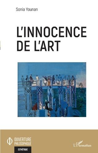 Couverture L'innocence de l'art
