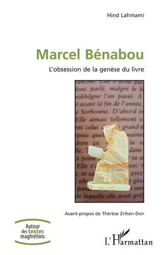 Couverture Marcel Bénabou