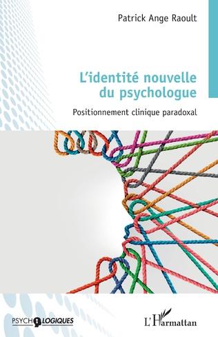 Couverture L'identité nouvelle du psychologue