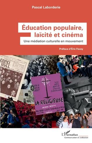 Couverture Éducation populaire, laïcité et cinéma